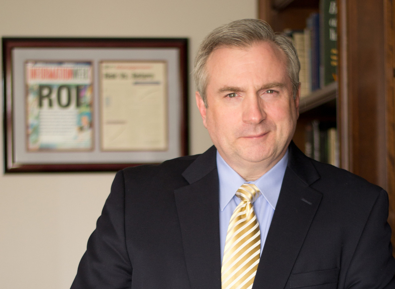 Photo of Douglas W. Hubbard, President/CEO of Hubbard Decision Research
